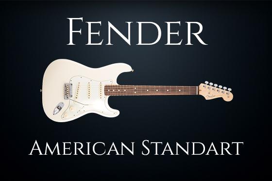 Fender American Standart